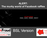 ActionFraud BSL – murky world of Facebook raffles