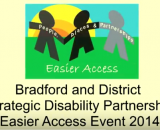 Easier Access 2014 – 'Fulfilling Lives' (BSL and subtitles)