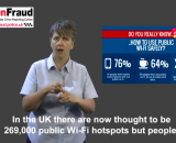 ActionFraud BSL – Is public Wi-Fi as safe as you think?