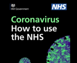 Multiple translations of How to use NHS services video