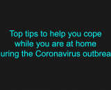 Coronavirus lockdown tips