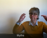 Vaccine Workshop – Myths in BSL